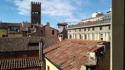 Attico in vendita a Bologna in Pescherie Vecchie