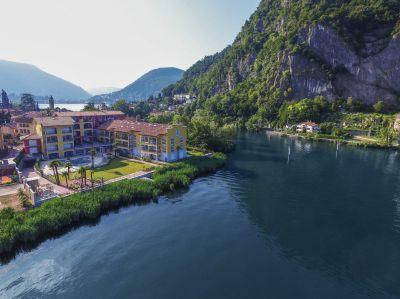 Quadrilocale in vendita a Lavena Ponte Tresa in Via Zanzi