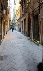 Magazzino in affitto a Genova in Vico Cannoni