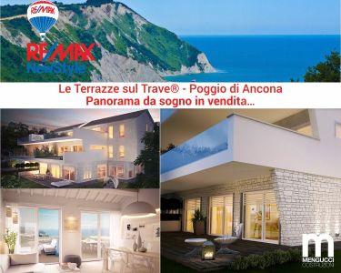 Trilocale in vendita a Ancona in Via Poggio