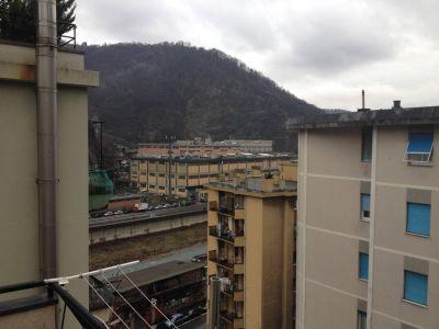 Bilocale in vendita a Genova in Via Molassana