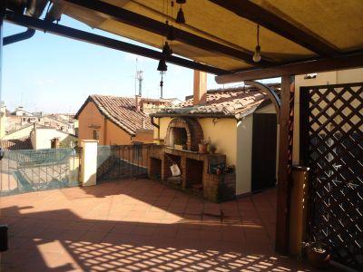 Attico in affitto a Bologna in Strada Maggiore