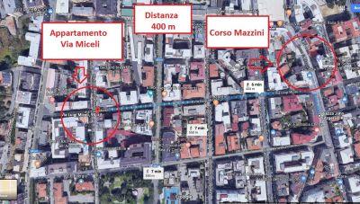 5 locali in vendita a Cosenza in Via Miceli, 90