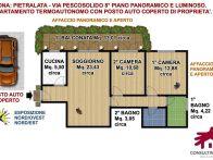 Appartamento Vendita Roma  Tiburtina, Pietralata, San Basilio, Colle Aniene