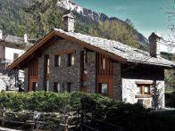 Villa Vendita Courmayeur