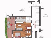 Appartamento Vendita Roma  Olgiata, Giustiniana