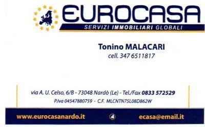 Euro casa nardo agenzia immobiliare di nardo 39 - Agenzie immobiliari nardo ...