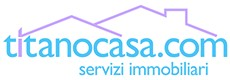 logo agenzia TITANOCASA.COM  Servizi immobiliari