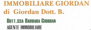 Immobiliare Giordan di Giordan Dott Barbara