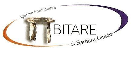 Logo agenzia ABITARE di Giusto Barbara