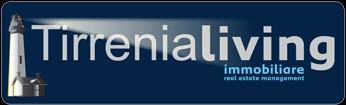Logo agenzia TIRRENIA LIVING IMMOBILIARE