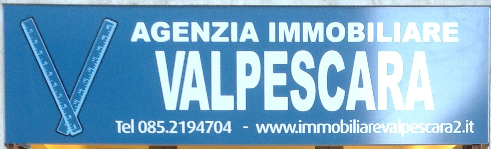 Logo agenzia Valpescara