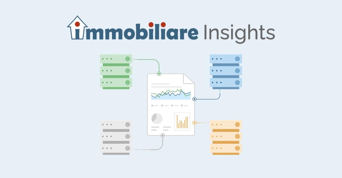 Nasce Immobiliare Insights, nuova business unit specializzata nell'analisi dei big data